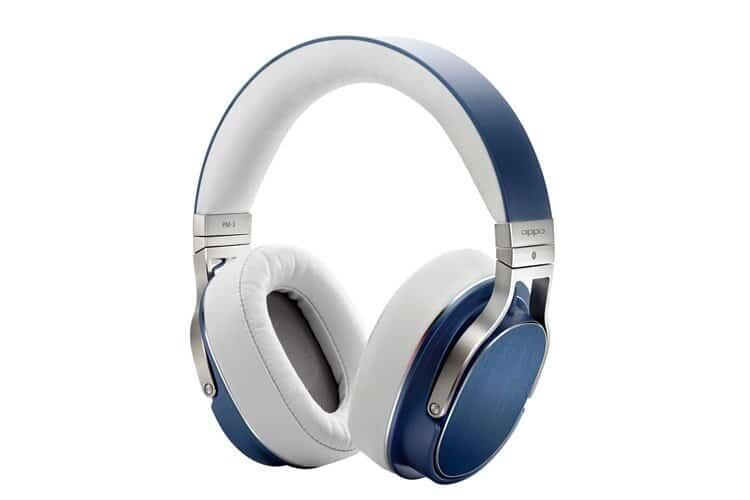 Oppo PM-3 Kopfhörer Blau