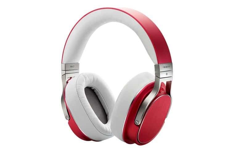 Oppo PM-3 Kopfhörer Rot
