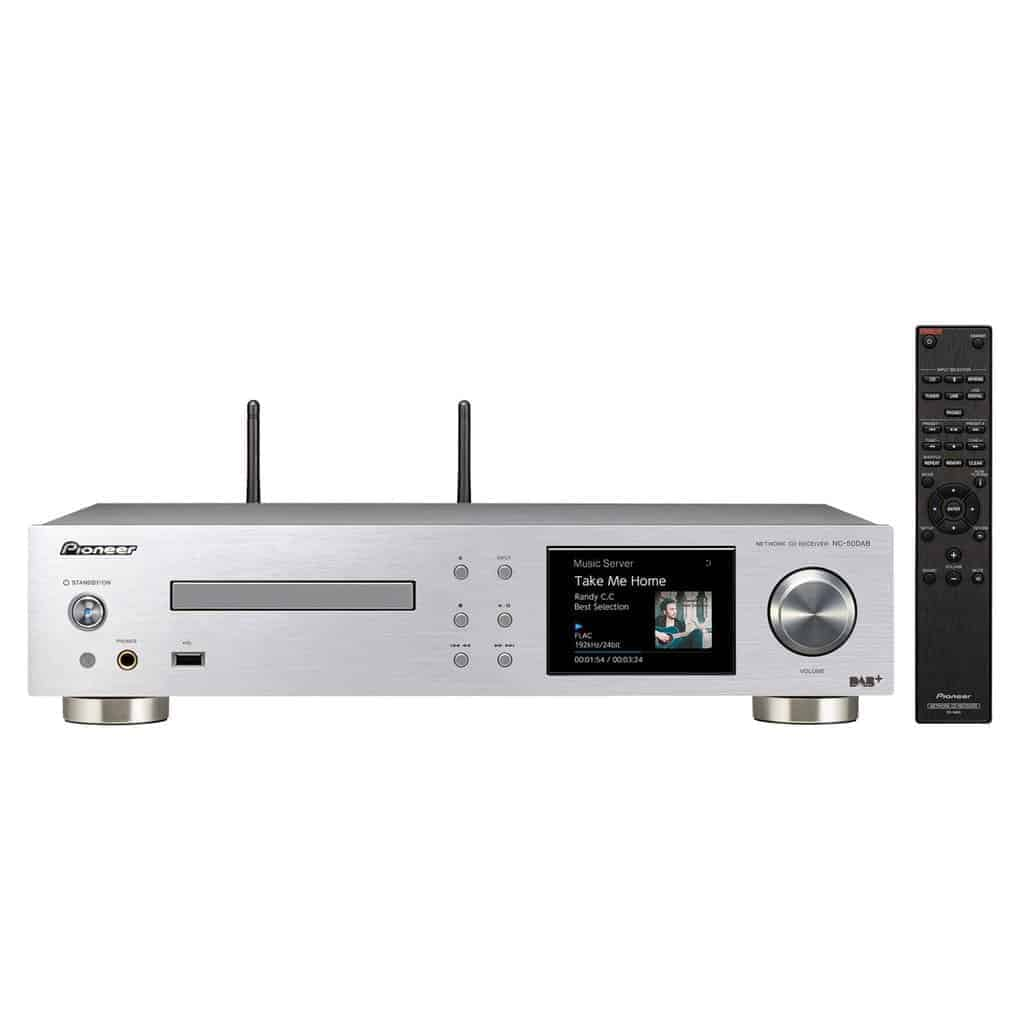 Pioneer NC-50DAB All-In-One