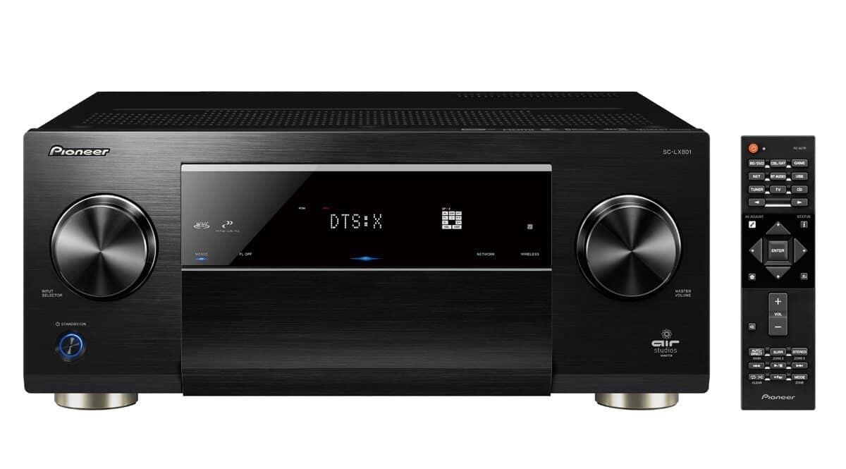 Rx V681 Heimkinopartner Yamaha V381 Sc Lx801 9 Kanal Dolby Atmos Dtsx