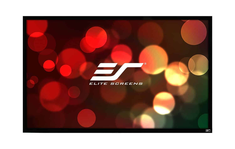 EZ Frame CineGrey 5D Rahmenleinwand