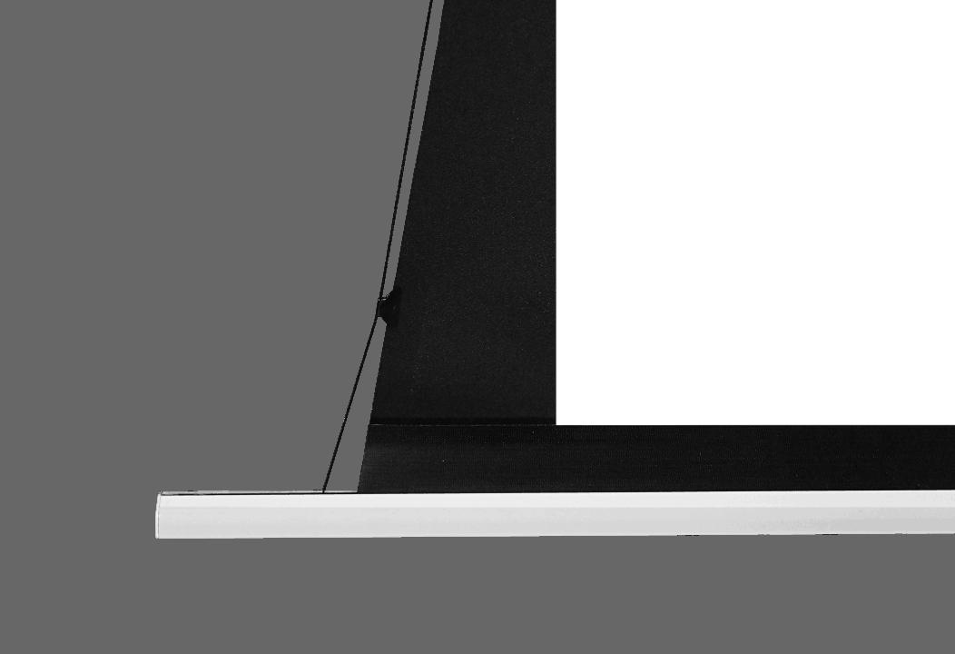 Elite Screens Saker Tension AcousticPro UHD