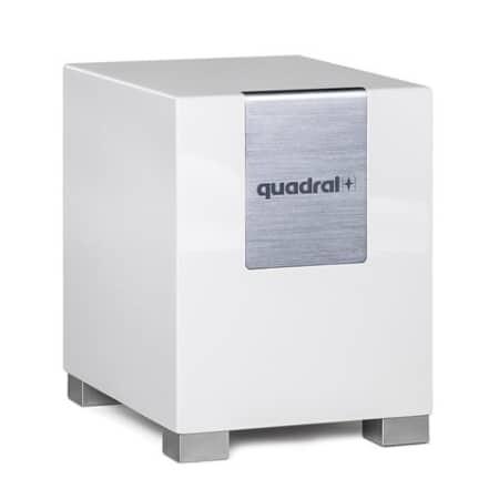 quadral Qube 8 weiß