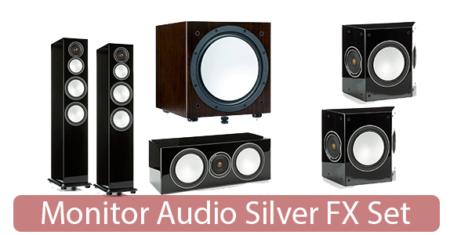 Monitor Audio Silver FX Set