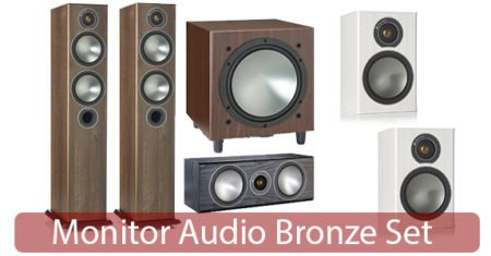 Monitor Audio Bronze 5.1 Set