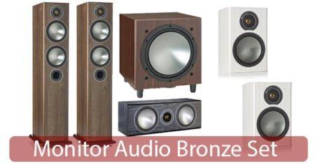 Monitor Audio Bronze 5.1 Set