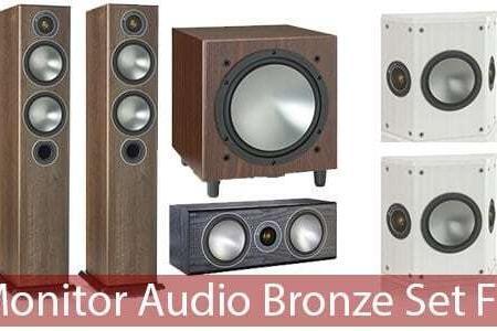 Monitor Audio Bronze FX Set
