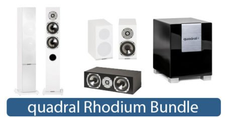 quadral Rhodium Bundle