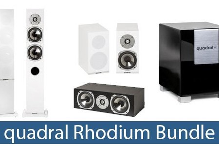 quadral Rhodium Bundle