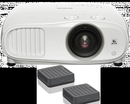 Epson EH-TW6800 inkl. Wireless HDMI