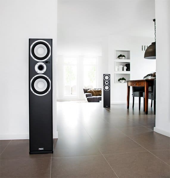 High-End HiFi und Multiroom Magnasphere