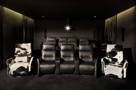 Cine-Italia Seating Sedi