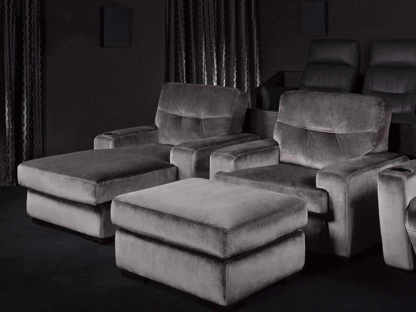 Cine-Italia Seating Lusso