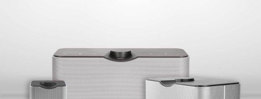 Neuheit: TechniSat Multiroom-Lautsprecher