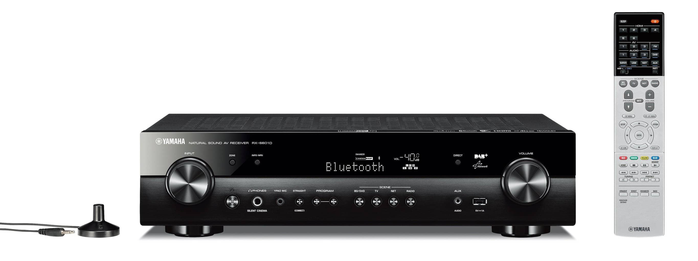 Cast Video To Yamaha Receiver