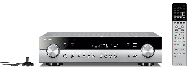 Yamaha Rx V Bluetooth Setup