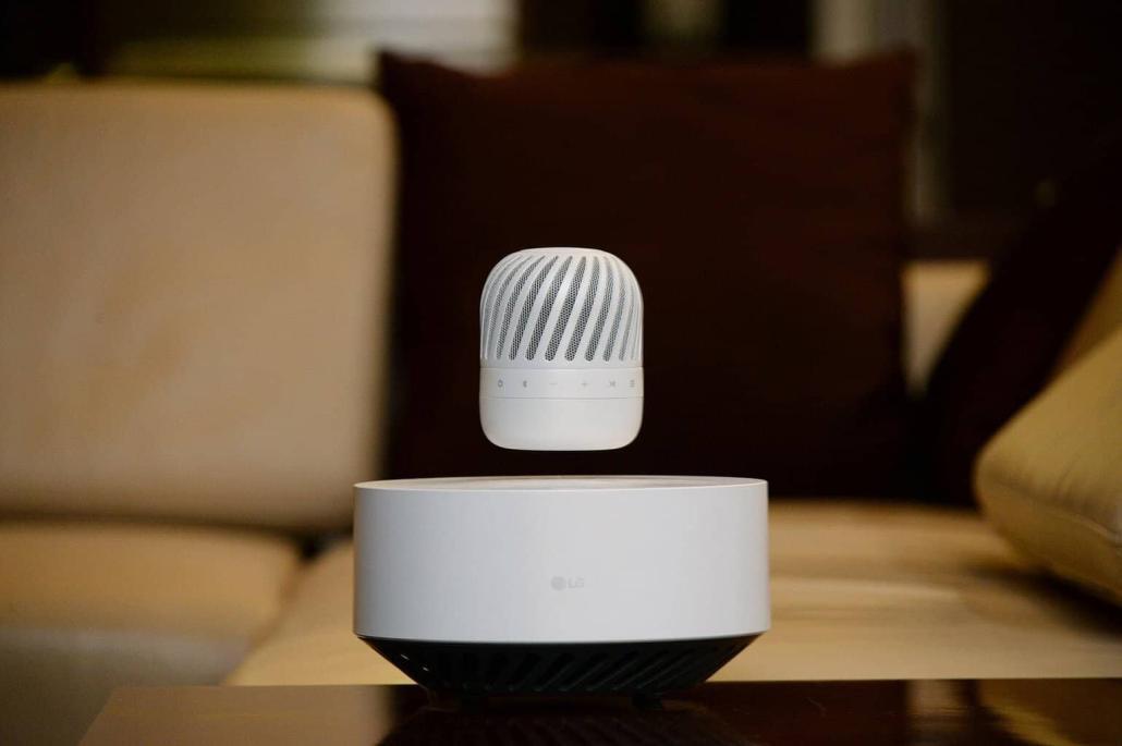LG PJ9 Levitating Portable Speaker