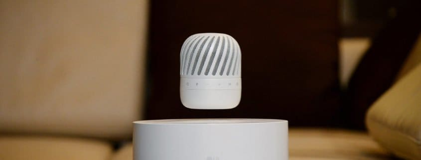 LG PJ9 Levitating Portable Speaker