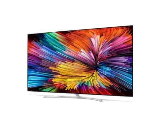 LG SUPER UHD TV mit Nanozellen