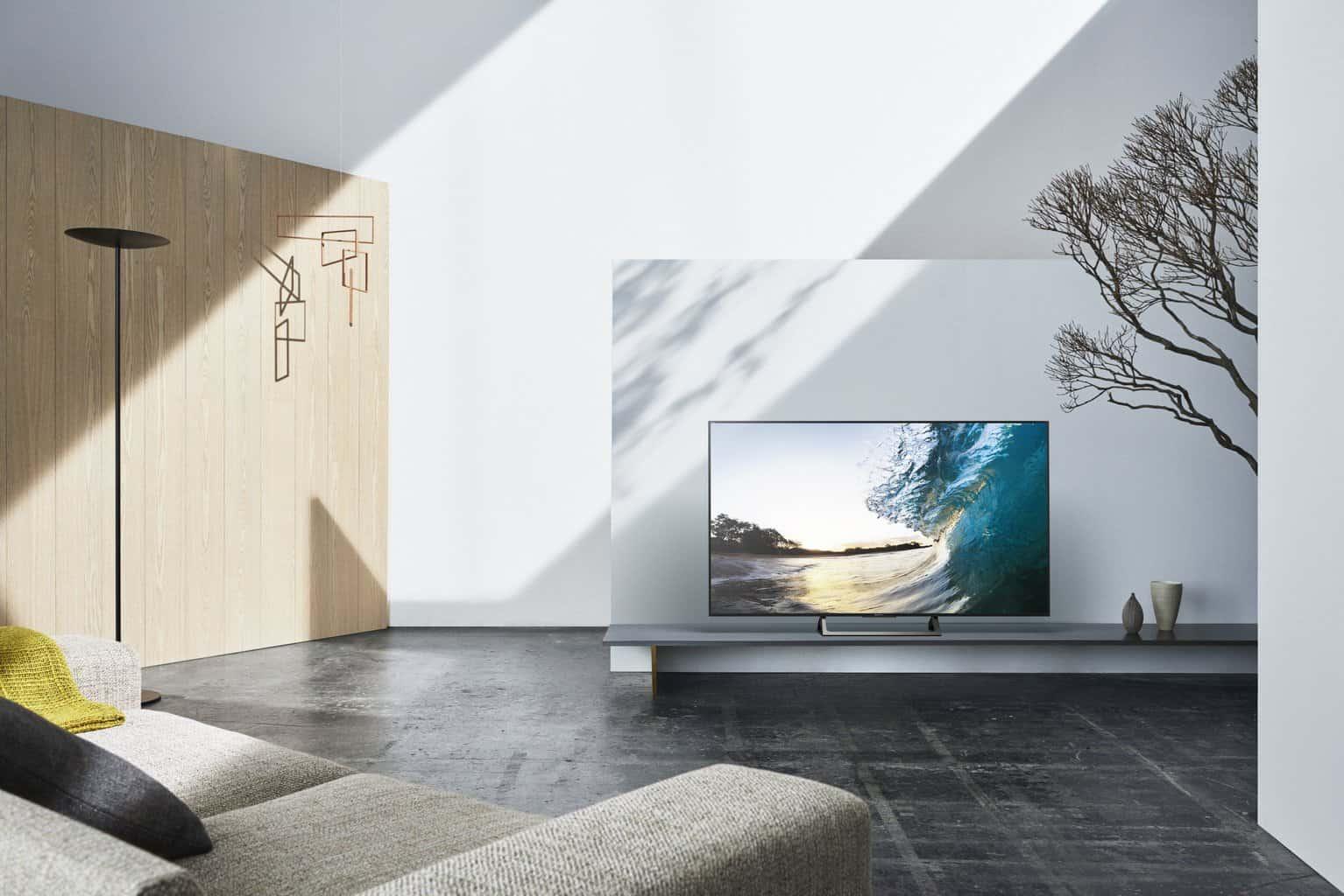 sony bravia oled 4k hdr fernseher heimkinopartner. Black Bedroom Furniture Sets. Home Design Ideas