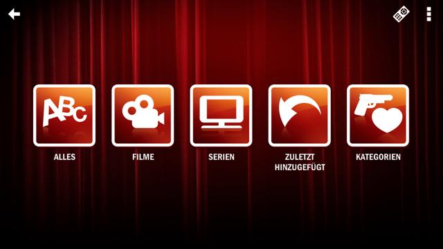 Zappiti Media Control App