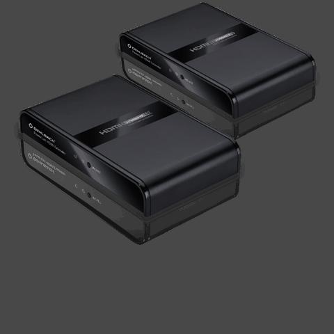 Oehlbach PowerLan HDMI Extender Paar