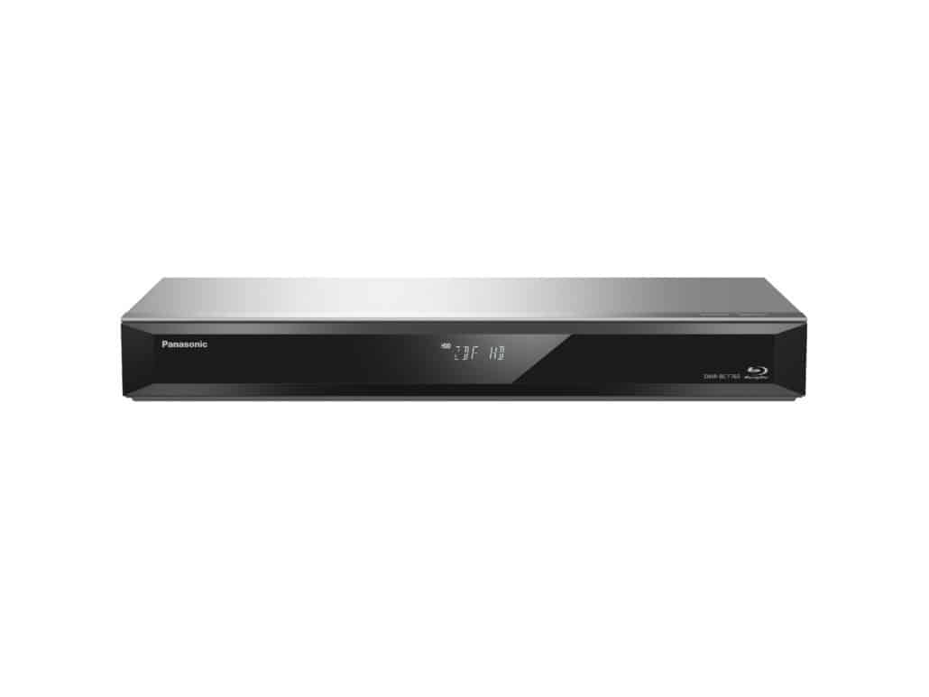 Erster UHD Blu-ray Recorder DMR-UBS90
