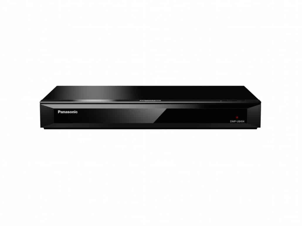 Ultra HD Blu-ray Player DMP-UB404