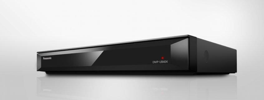 Ultra HD Blu-ray Player DMP-UB404