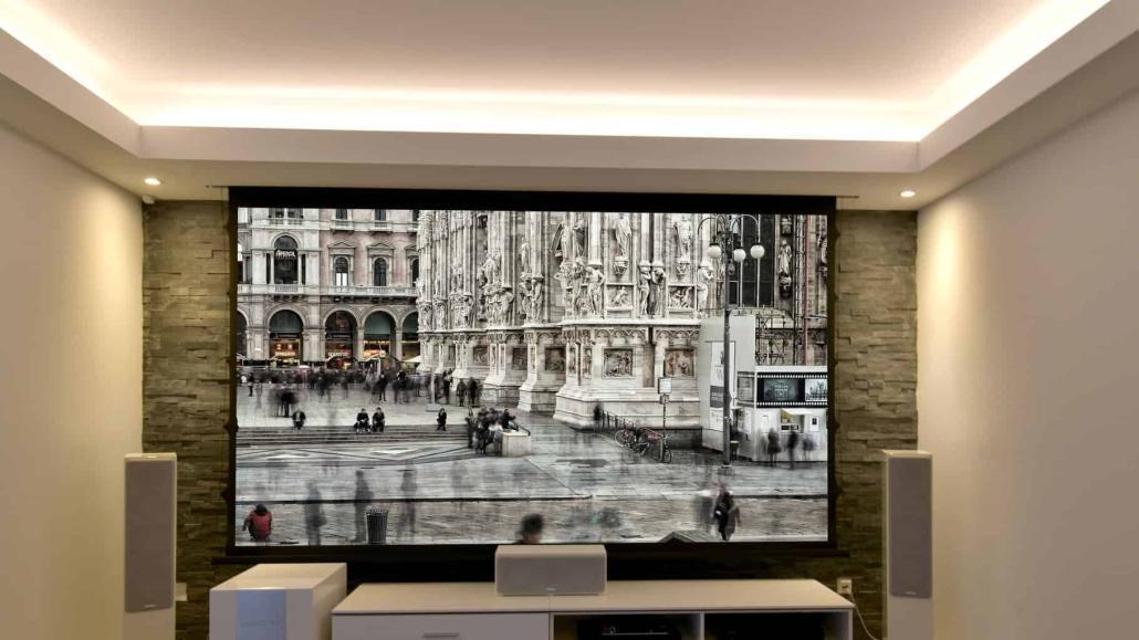 Wohnraumkino Milano