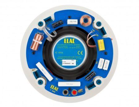 ELAC IC1010 Rückseite