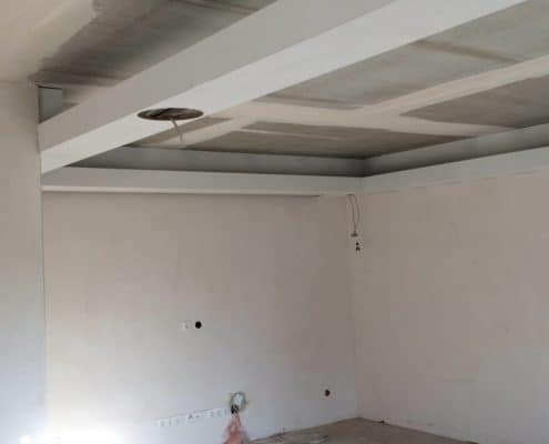 Installation Deckenkranz