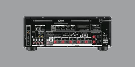 Onkyo TX-NR575E 7.2 Netzwerk A/V Receiver