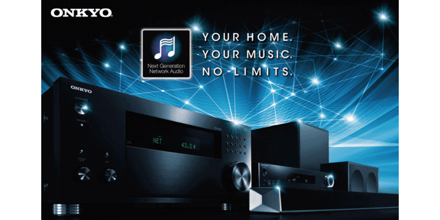 Onkyo FireConnect Firmware-Update