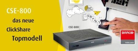 Barco ClickShare CSE-800