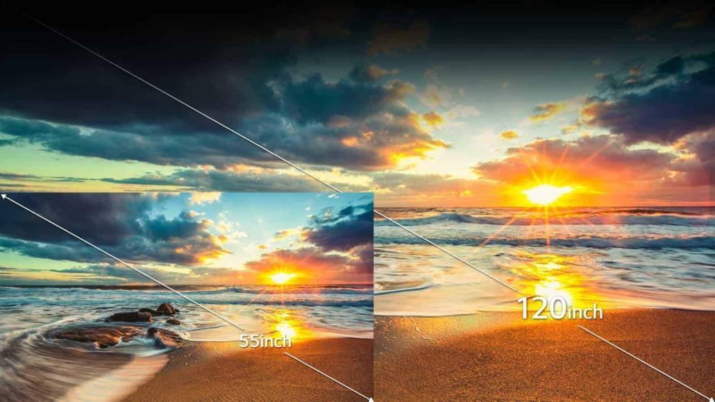 LG Andante HF80JS inkl. Premium Edition