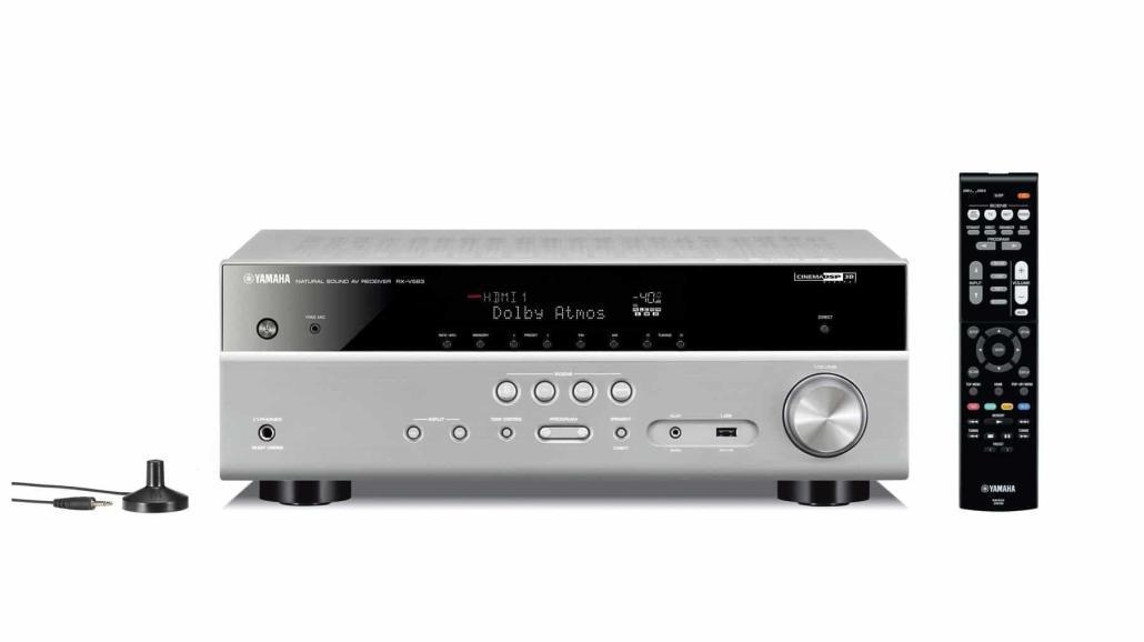 Yamaha MusicCast RX-V583 titan