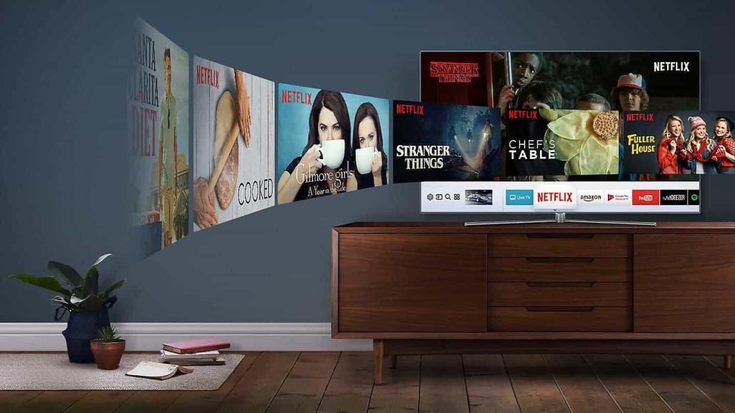 Q Smart TV