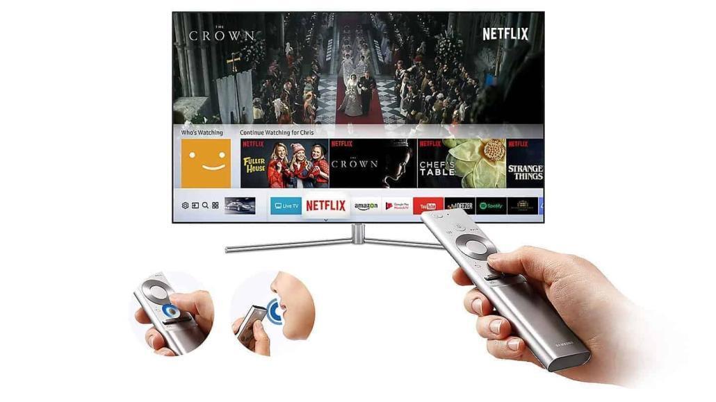 QLED Premium Smart TV