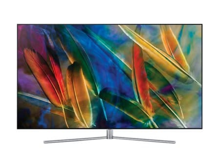 "Samsung QE55Q7F 55"" Flat QLED TV"