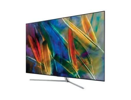 "Samsung QE65Q7F 65"" Flat QLED TV"