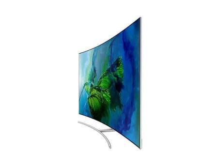 """Samsung QE55Q8C 65"""" Curved QLED TV"""