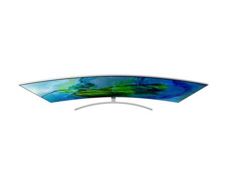 Samsung QE55Q8C Curved QLED TV