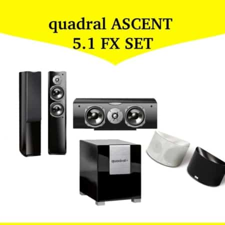 quadral Ascent LE Set