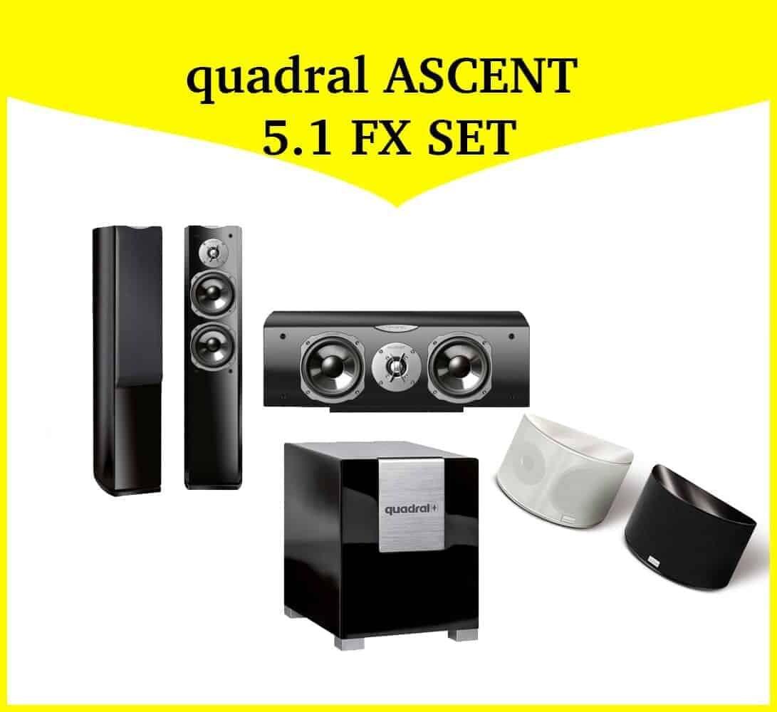 quadral Ascent LE Set
