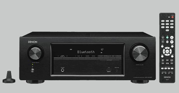 Neuheit Denon AVR-X540BT