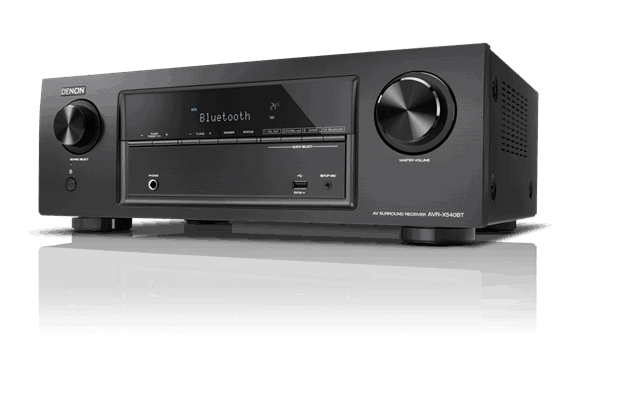 Denon AVR-X540BT 5.2-Kanal Full 4K HD AV-Receiver
