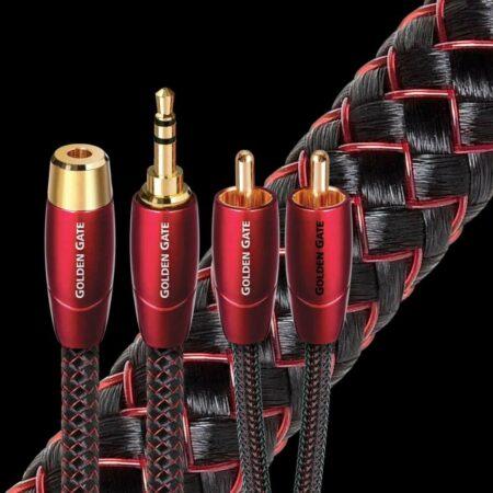 AudioQuest Golden Gate Analogkabel