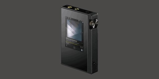 Hochauflösende Klangqualität im Taschenformat: Onkyo DP-S1