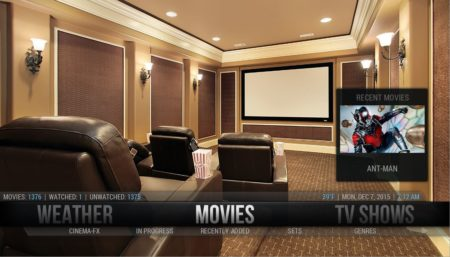 FIREFX UPLAY Media Player
